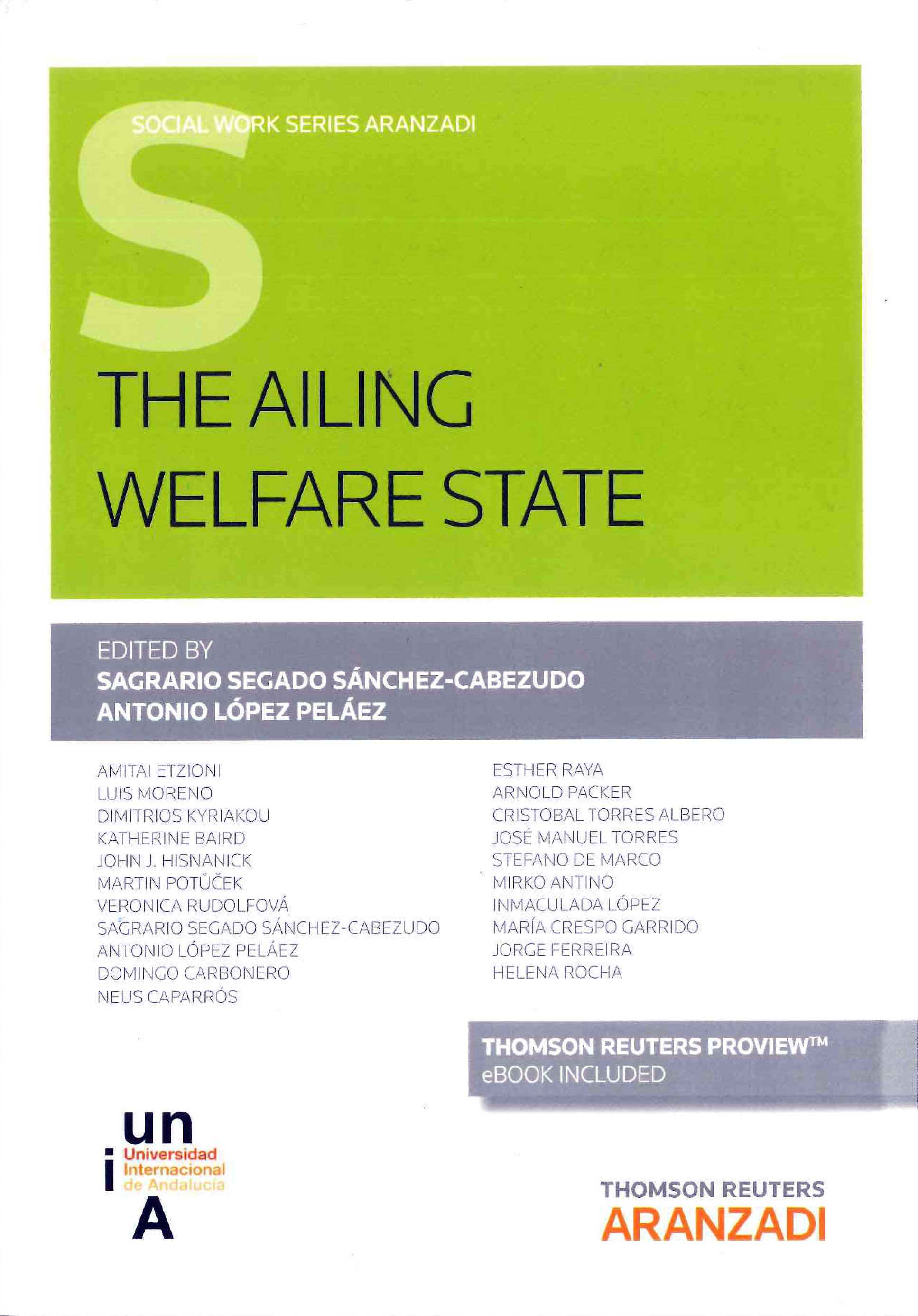 The Ailing Welfare State