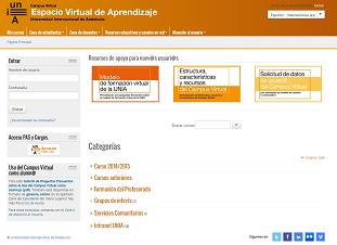 Espacio Virtual de Aprendizaje
